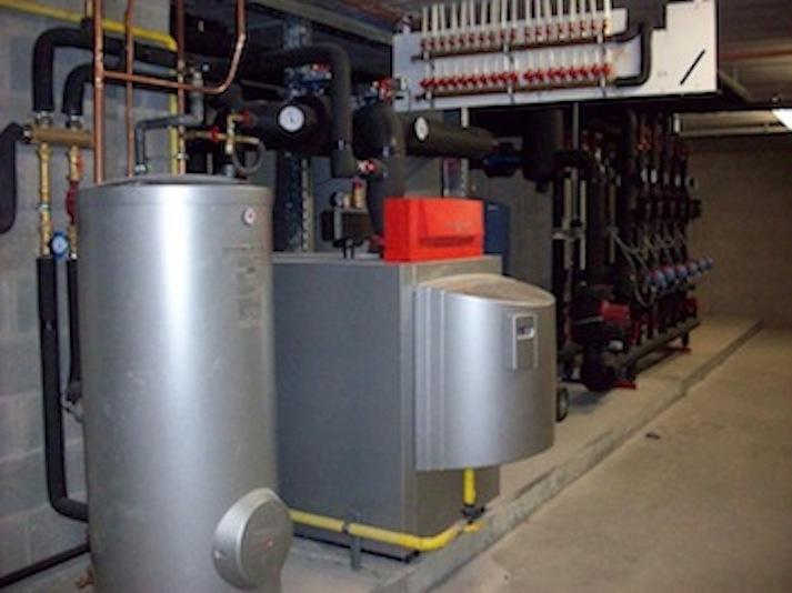 Briotherm vloerverwarming - projecten - commerciele gebouwen - 1