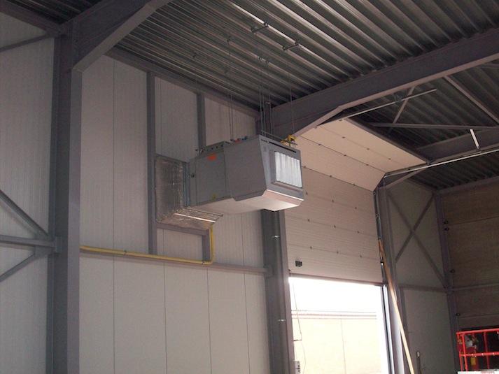 Briotherm vloerverwarming - projecten - commerciele gebouwen - 2
