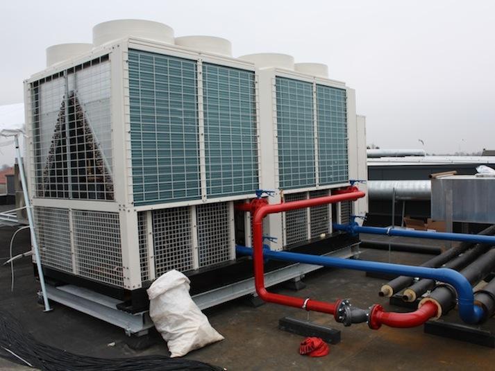 Briotherm vloerverwarming - projecten - commerciele gebouwen - 3