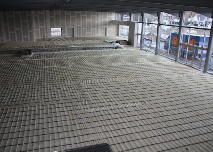Briotherm vloerverwarming - projecten - commerciele gebouwen - 4