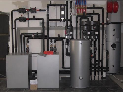 Briotherm vloerverwarming - Geothermische instalaties 4