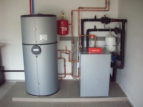 Briotherm vloerverwarming - Geothermische instalaties
