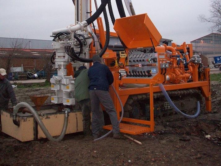 Geothermische instalaties 10