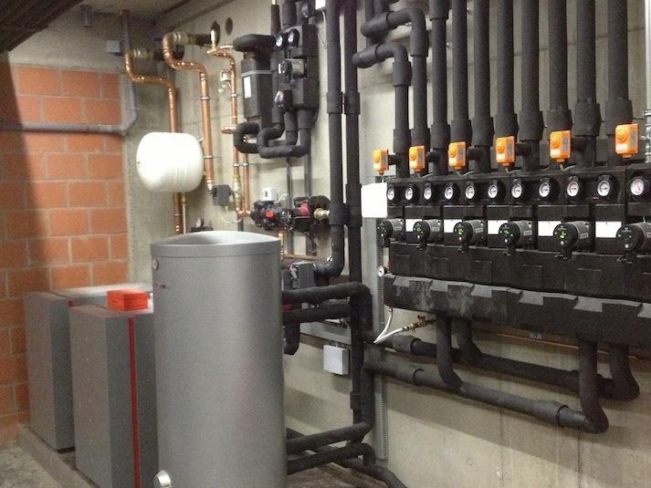 Geothermische instalaties 20