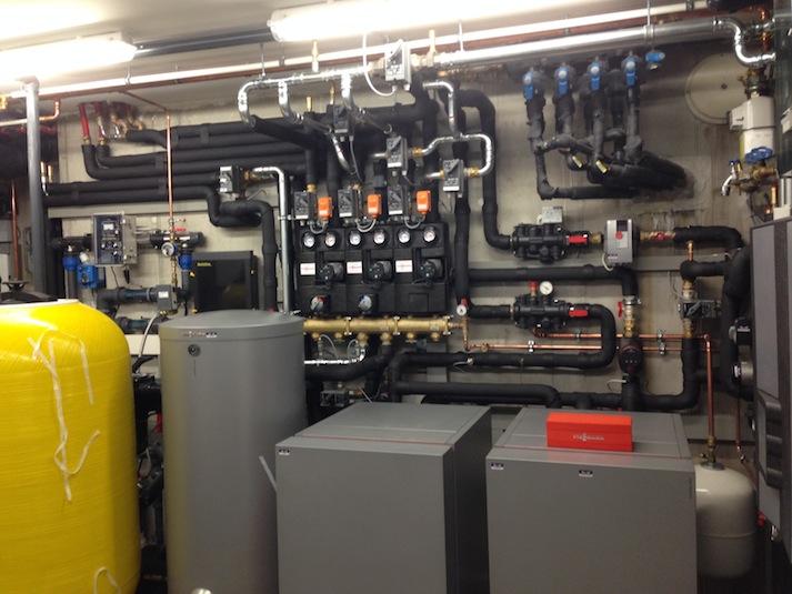 Geothermische instalaties 24
