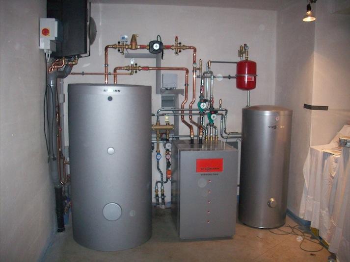 Geothermische instalaties 3