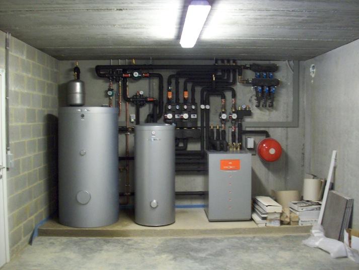Geothermische instalaties 4