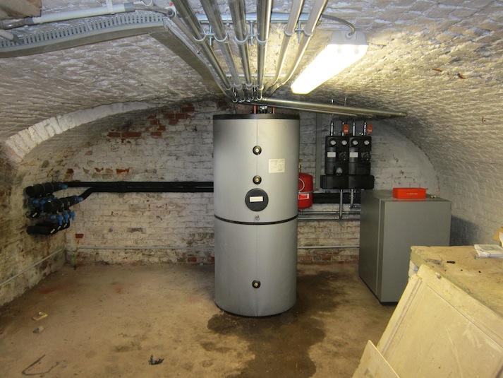 Geothermische instalaties 8