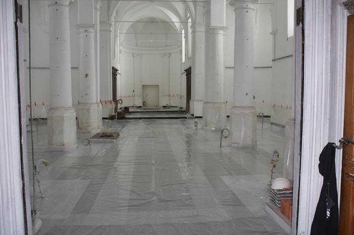 Briotherm vloerverwarming - projecten - Kerken - 2