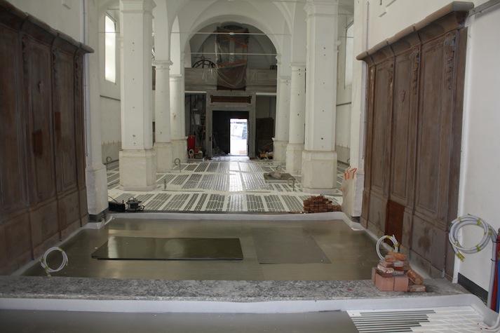 Briotherm vloerverwarming - projecten - Kerken - 3