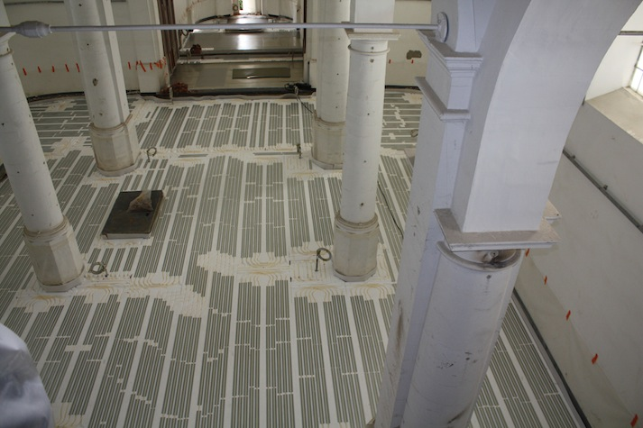 Briotherm vloerverwarming - projecten - Kerken - 4