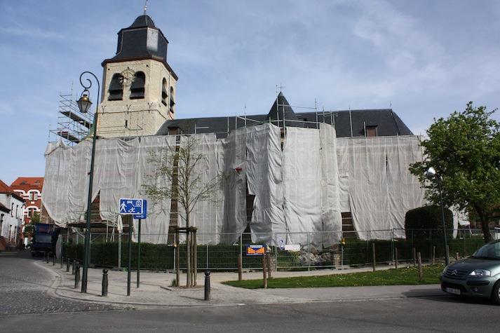 Briotherm vloerverwarming - projecten - Kerken - 5
