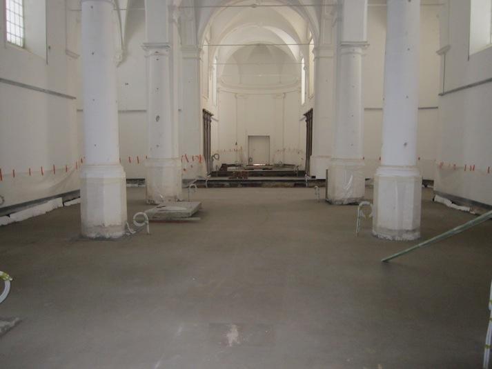 Briotherm vloerverwarming - projecten - Kerken - 6