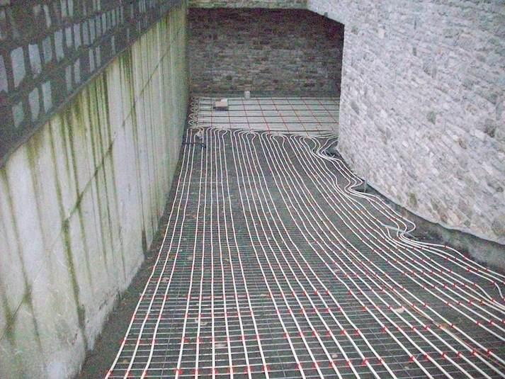 Briotherm vloerverwarming - Opritten 3