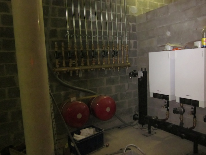Briotherm vloerverwarming - projecten - Speciale projecten - 2
