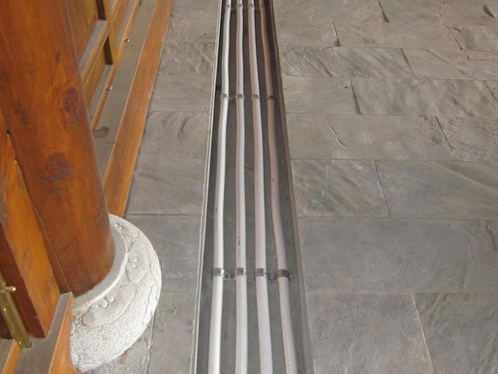 Briotherm vloerverwarming - projecten - Speciale projecten - 3