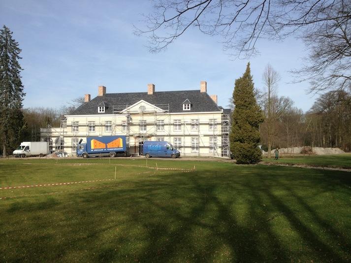 Briotherm vloerverwarming - projecten - exclusieve villabouw - 2