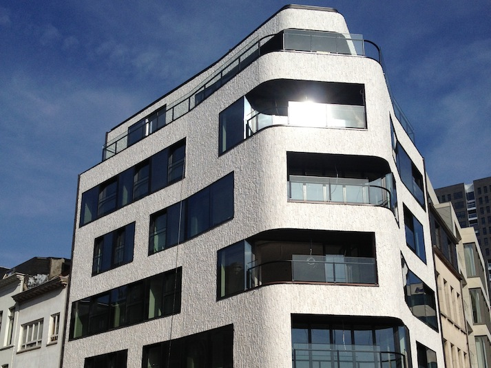 Briotherm vloerverwarming - appartementen1