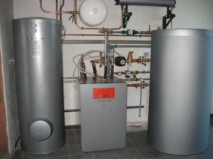 Geothermische installaties 1 - Briotherm vloerverwarming