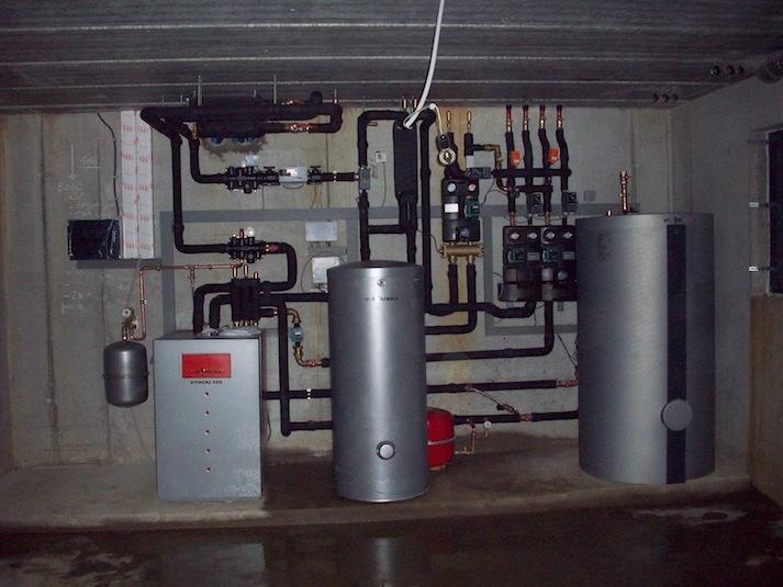 Geothermische installaties 2 - Briotherm vloerverwarming